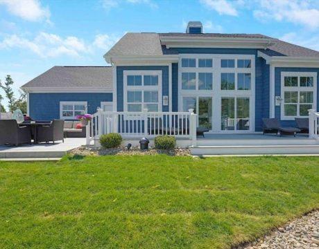 Buckeye Lake Waterfront Vacation Home