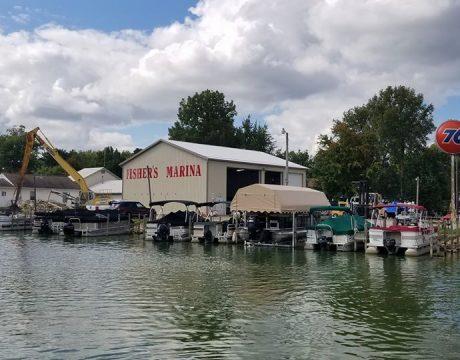 Fisher's Marina