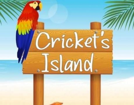 cricket's island logo