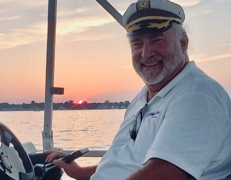 Captain Buck's Pontoon Tours @Waterfront on Buckeye Lake