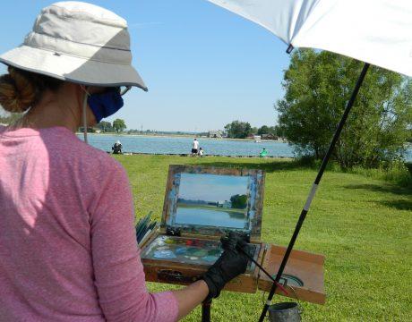 Buckeye Lake Art Gallery and Studio