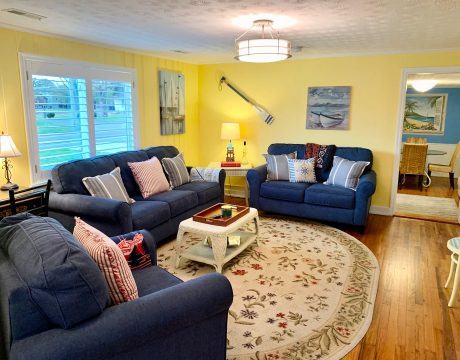 couch, loveseat, chair, coffee table